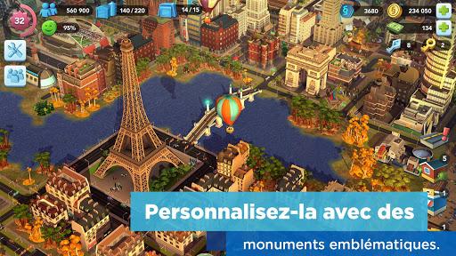 SimCity BuildIt  captures d'écran 2