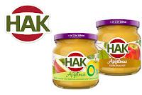 Angebot für HAK Apfelmus im Supermarkt - Hak