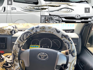 ハイエースバン TRH200V DX GLパッケージのカスタム事例画像 けいさんの2019年02月27日21:30の投稿