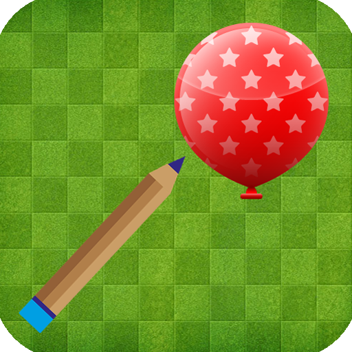 Balloon Darts Pen