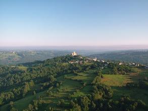 Photo: Vue du Chateau de Mauvezin dans les Baronnies (65)