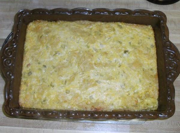 Green Chili Casserole Recipe