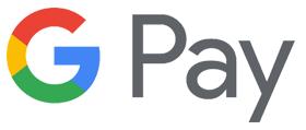 Google Pay primary logo