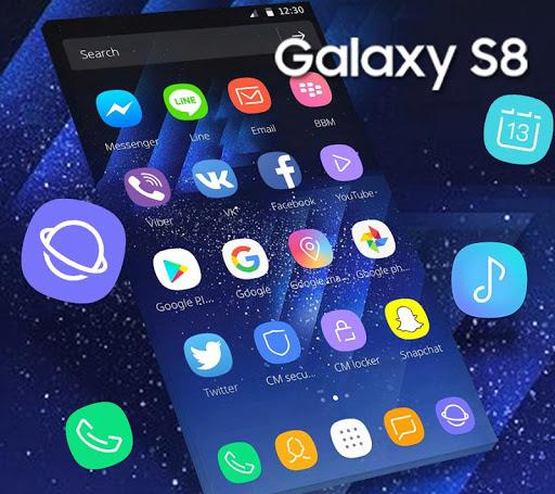 Theme for Samsung Galaxy S8 1.1.7 screenshots 4