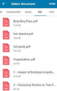 PDF Converter (doc ppt xls txt word png jpg wps..) - náhled