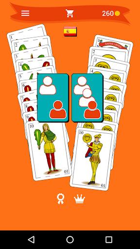 Sevens: card game 1.8 screenshots 1