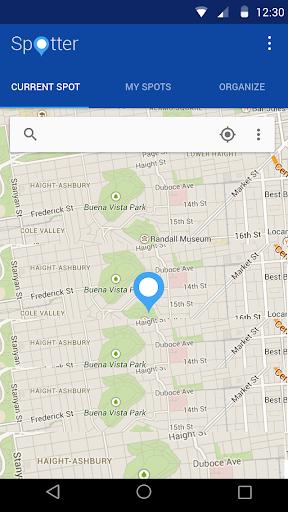 Spotter : Place Locator