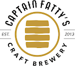 Logo for Captain Fatty's Craft Brewery