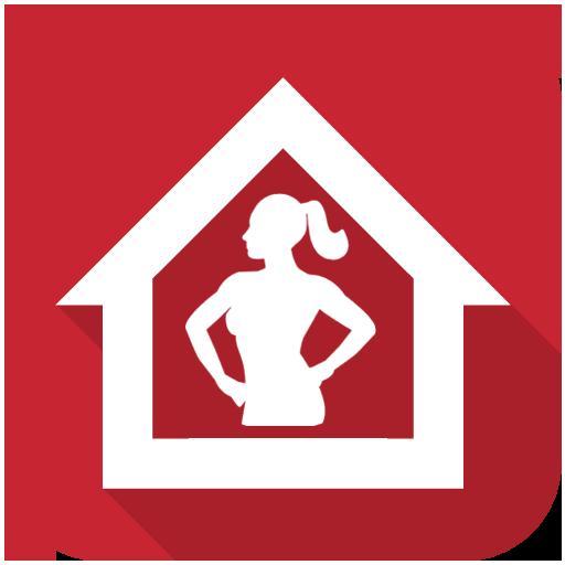 女性のためのホームワークアウト 健康 App LOGO-APP試玩