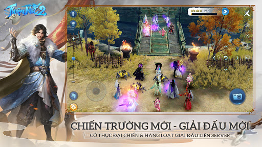 Thiu1ec7n Nu1eef 2 - Next Generation 1.3.5 screenshots 6