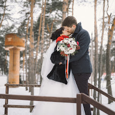 Wedding photographer Vladimir Tretyakov (vertigomann). Photo of 18.02.2018