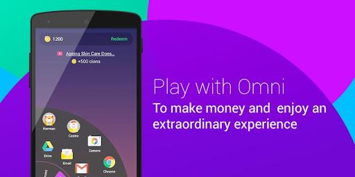 Omni Swipe - Small and Quick screenshot 1