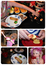 Photo: The kiddos & their friends had so much fun at our Hotel Transylvania party