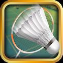 Badminton World League 3D icon
