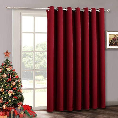 Image result for Modern Red and White Curtain for arched window