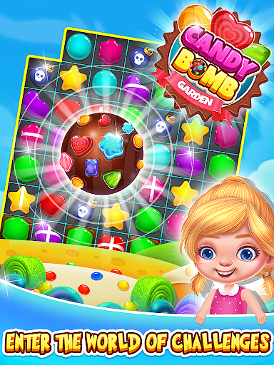Sweet Candy Bomb - Match 3 Games 1.0.1 de.gamequotes.net 2