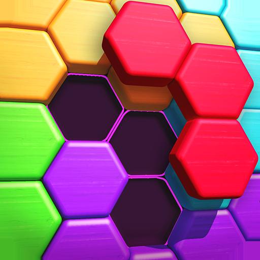 Hexa Puzzle Hero Icon