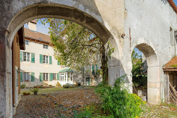 château à Grilly (01)