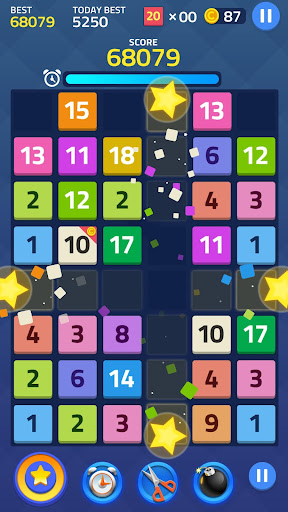 Merge Block: Star Finders apktram screenshots 3