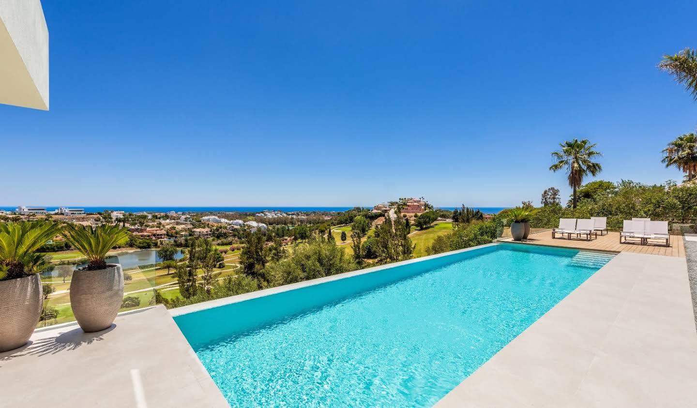 Villa avec piscine et terrasse Province de Malaga