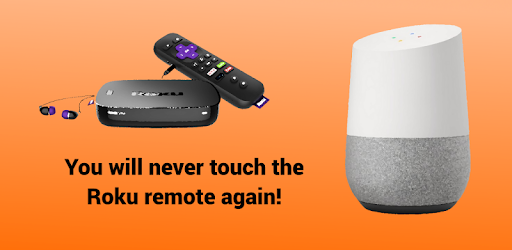 Quick Remote for Google Home/Assistant & Roku - Apps on