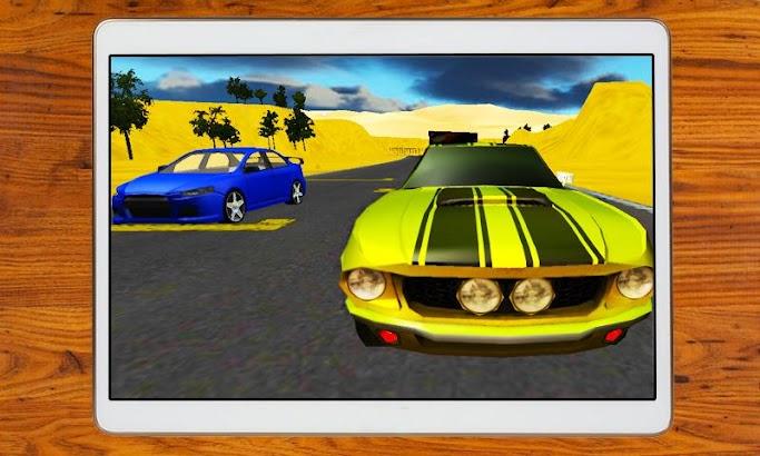 Real Furious Car Racing- screenshot thumbnail