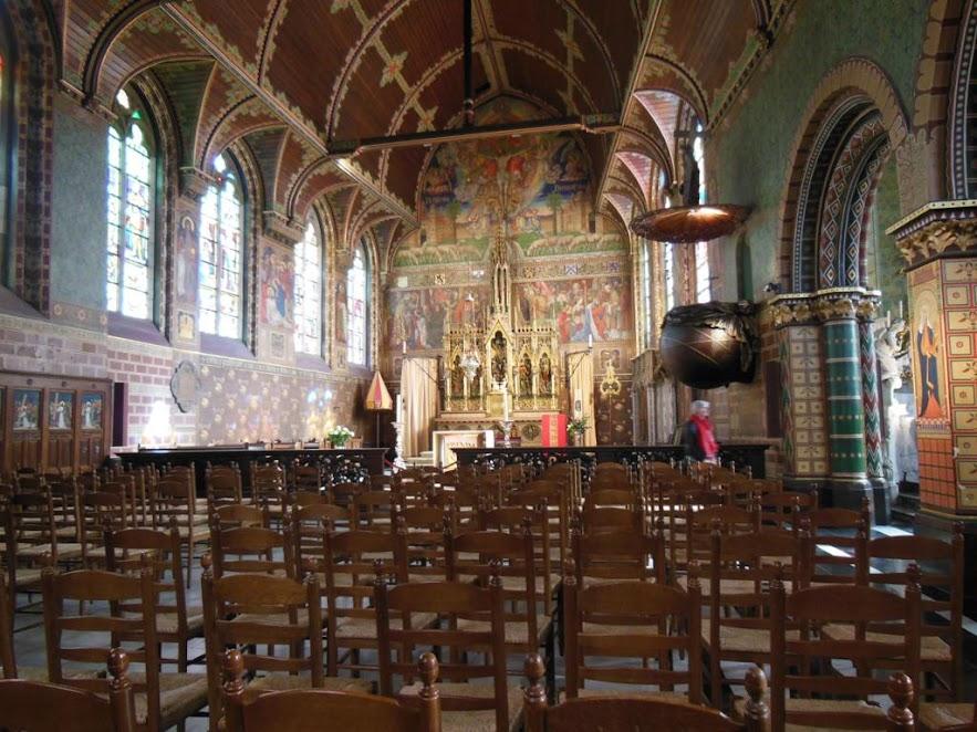 Basílica de la Santa Sangre (Heilig-Bloedbasiliek)