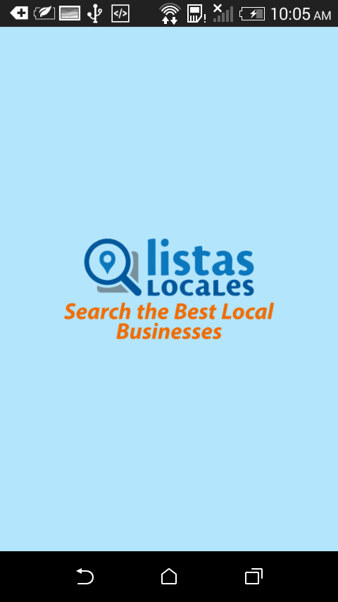 Listas Locales Local Search- screenshot