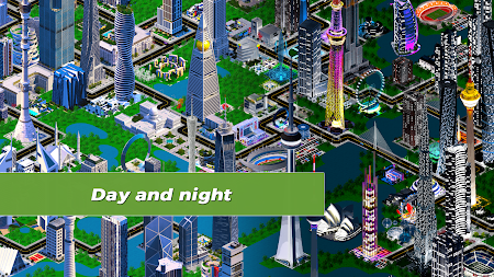 Designer City: building game APK screenshot thumbnail 2