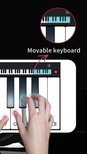 Real Piano Keyboard - Simply Magic Piano Tiles  screenshots 2