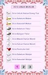 screenshot of Doa Anak Muslim