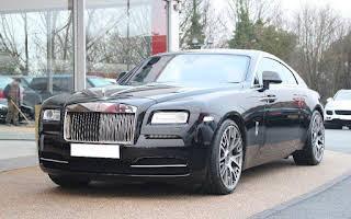 Rolls-Royce Wraith Rent Monaco