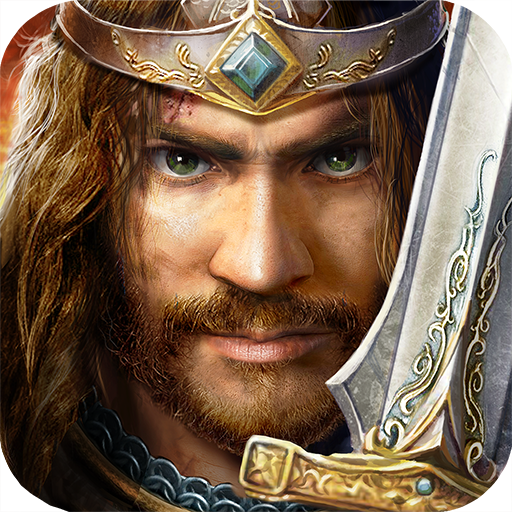 Game of Kings:The Blood Throne 策略 App LOGO-硬是要APP
