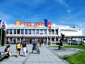 Photo: Спортивная Арена - место хоккейных и шахматных баталий