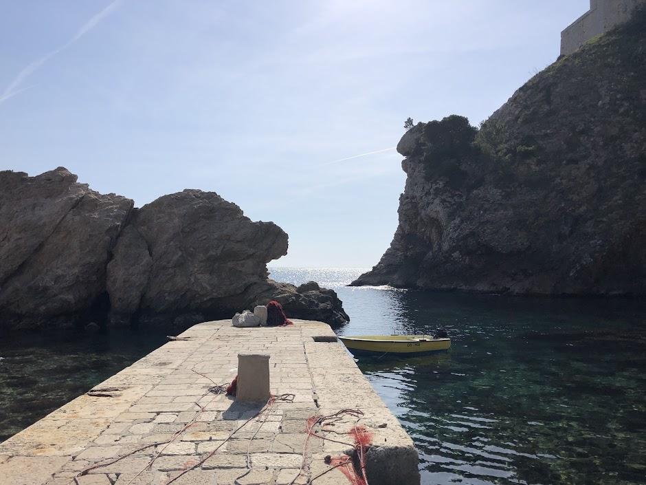 Dubrovnik dock
