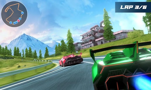 Drift Car City Traffic Racing Screenshot