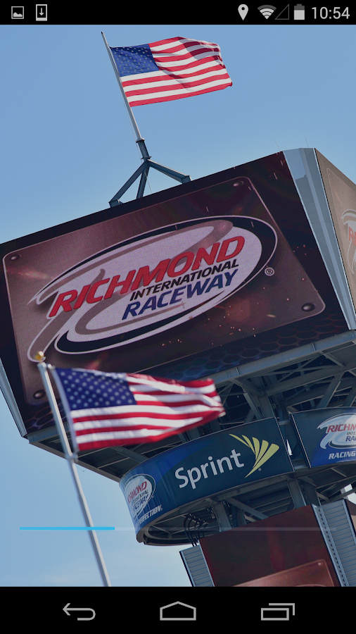 Richmond International Raceway- screenshot