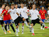 L'Allemagne bat l'Espagne 1-0 et remporte l'Euro U21