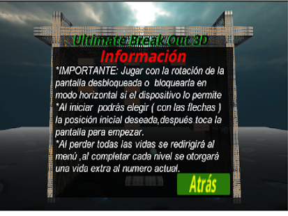 Ultimate Break Out 3D - náhled