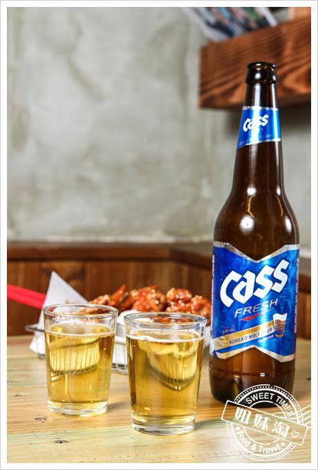 大月韓食創意料理菜單韓國CASS啤酒