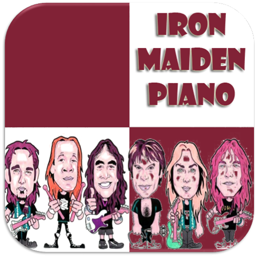 Iron Maiden Piano Tiles 音樂 App LOGO-APP開箱王