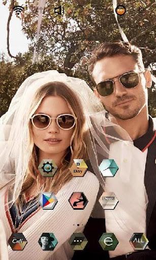 Tommy Hilfiger Wedding theme