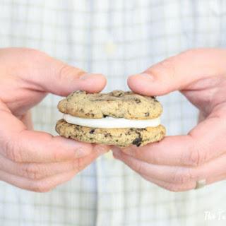 Oreo Cookie Dough Sandwich Cookies
