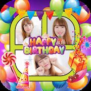 Happy Birthday Cake With Edit