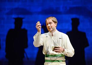 Photo: Wien/ Volksoper: ALBERT HERRING. Inszenierung Brigitte Fassbaender, Premiere 15.2.2014. Sebastian Kohlhepp. Foto: Barbara Zeininger