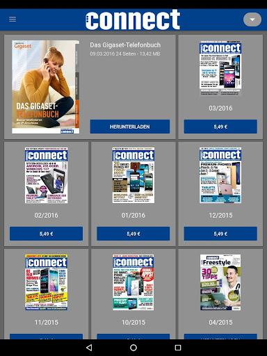 connect Magazin screenshot 7