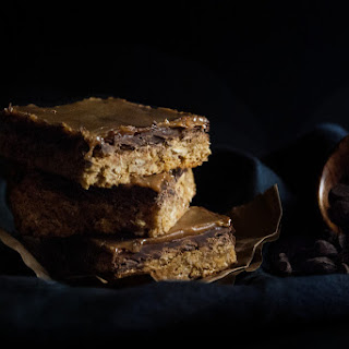 Chocolate And Peanut Butter Dream Bars Recipes