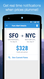 Hipmunk Hotels & Flights - screenshot thumbnail