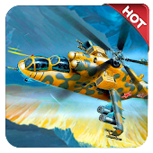 Helicopter Warship Game 3D