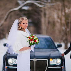 Wedding photographer Olesya Lavrova (kicune). Photo of 13.03.2013